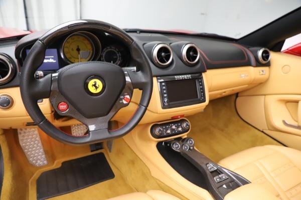 Used 2014 Ferrari California 30 for sale $127,900 at Alfa Romeo of Westport in Westport CT 06880 18