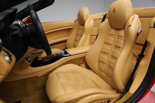 Used 2014 Ferrari California 30 for sale $127,900 at Alfa Romeo of Westport in Westport CT 06880 20