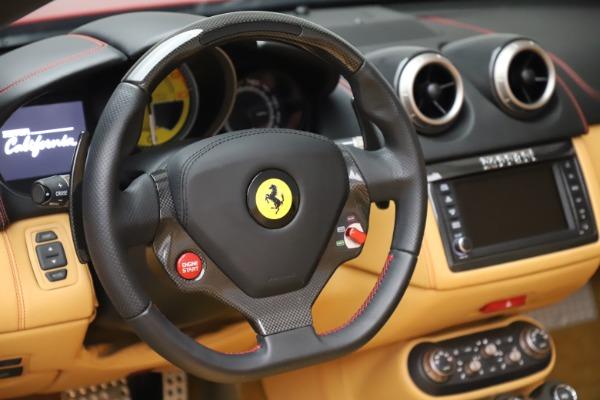 Used 2014 Ferrari California 30 for sale $127,900 at Alfa Romeo of Westport in Westport CT 06880 21