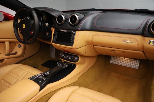 Used 2014 Ferrari California 30 for sale $127,900 at Alfa Romeo of Westport in Westport CT 06880 23