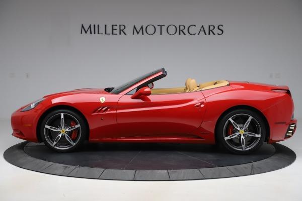 Used 2014 Ferrari California 30 for sale $127,900 at Alfa Romeo of Westport in Westport CT 06880 3