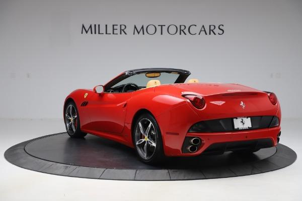 Used 2014 Ferrari California 30 for sale $127,900 at Alfa Romeo of Westport in Westport CT 06880 5