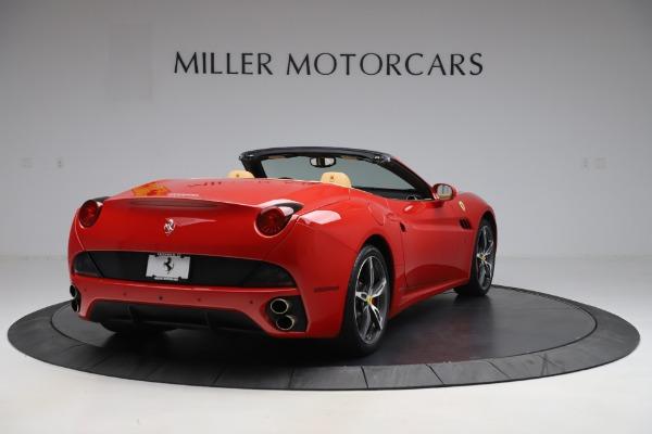 Used 2014 Ferrari California 30 for sale $127,900 at Alfa Romeo of Westport in Westport CT 06880 7