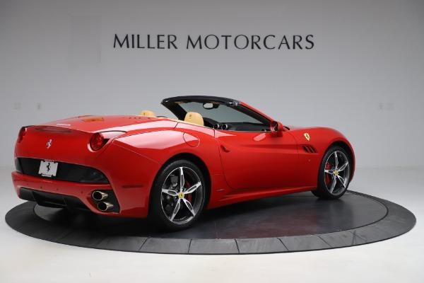 Used 2014 Ferrari California 30 for sale $127,900 at Alfa Romeo of Westport in Westport CT 06880 8