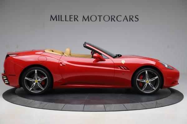 Used 2014 Ferrari California 30 for sale $127,900 at Alfa Romeo of Westport in Westport CT 06880 9