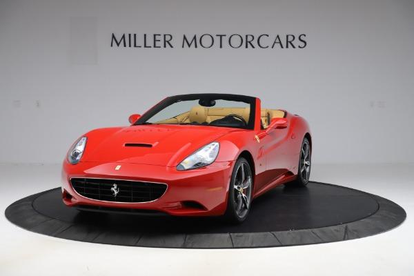 Used 2014 Ferrari California 30 for sale $127,900 at Alfa Romeo of Westport in Westport CT 06880 1