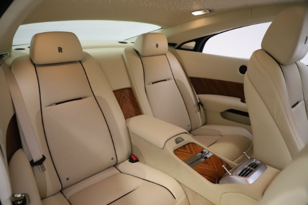 Used 2015 Rolls-Royce Wraith for sale $169,900 at Alfa Romeo of Westport in Westport CT 06880 14
