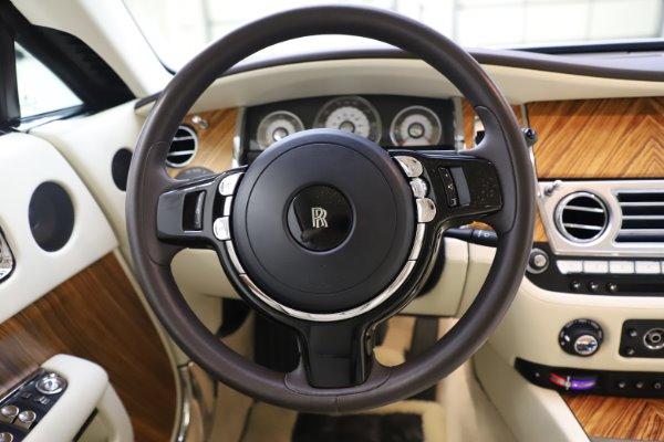 Used 2015 Rolls-Royce Wraith for sale $169,900 at Alfa Romeo of Westport in Westport CT 06880 15