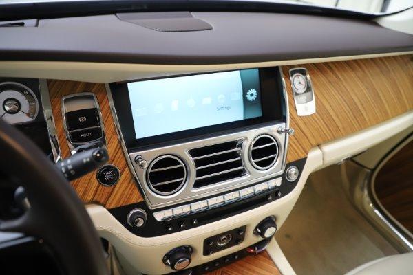Used 2015 Rolls-Royce Wraith for sale $169,900 at Alfa Romeo of Westport in Westport CT 06880 19