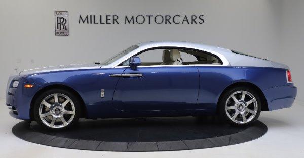 Used 2015 Rolls-Royce Wraith for sale $169,900 at Alfa Romeo of Westport in Westport CT 06880 3