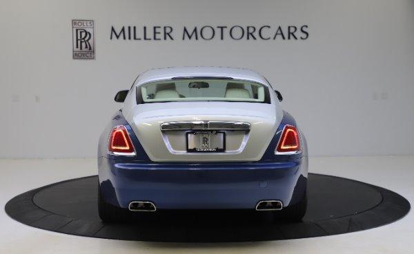 Used 2015 Rolls-Royce Wraith for sale $169,900 at Alfa Romeo of Westport in Westport CT 06880 5