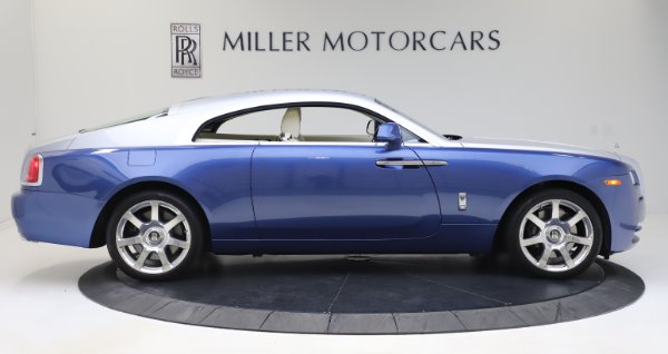 Used 2015 Rolls-Royce Wraith for sale $169,900 at Alfa Romeo of Westport in Westport CT 06880 7