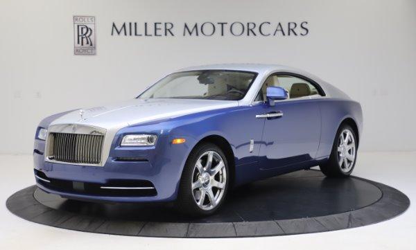 Used 2015 Rolls-Royce Wraith for sale $169,900 at Alfa Romeo of Westport in Westport CT 06880 1