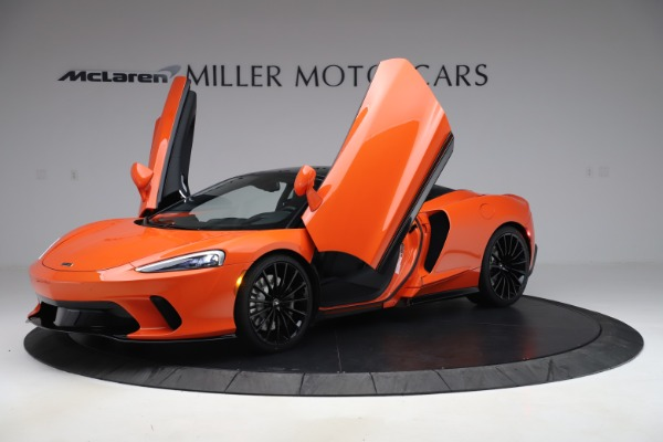 New 2020 McLaren GT Coupe for sale $246,975 at Alfa Romeo of Westport in Westport CT 06880 10