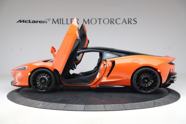 New 2020 McLaren GT Coupe for sale $246,975 at Alfa Romeo of Westport in Westport CT 06880 11