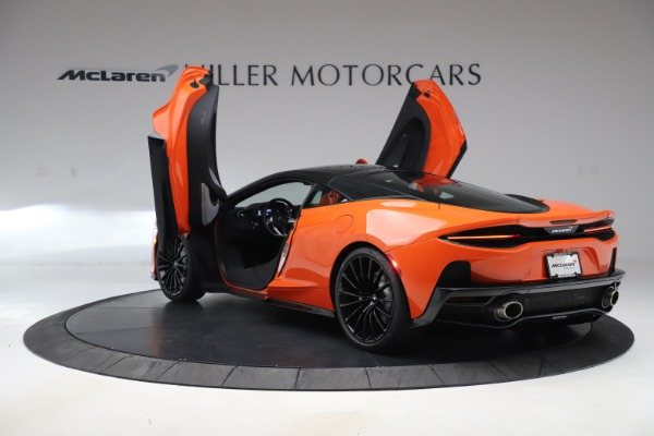 New 2020 McLaren GT Coupe for sale $246,975 at Alfa Romeo of Westport in Westport CT 06880 12