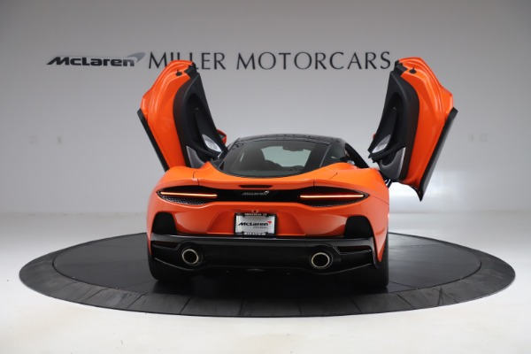 New 2020 McLaren GT Coupe for sale $246,975 at Alfa Romeo of Westport in Westport CT 06880 13