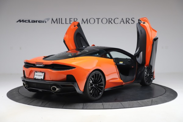 New 2020 McLaren GT Coupe for sale $246,975 at Alfa Romeo of Westport in Westport CT 06880 14