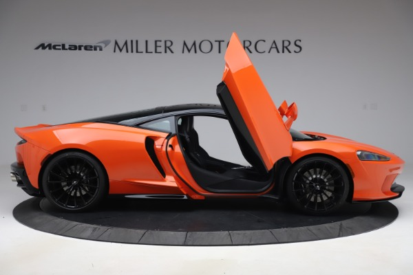 New 2020 McLaren GT Coupe for sale $246,975 at Alfa Romeo of Westport in Westport CT 06880 15
