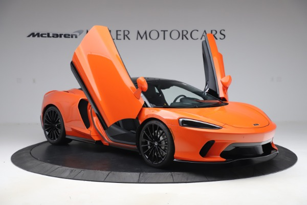 New 2020 McLaren GT Coupe for sale $246,975 at Alfa Romeo of Westport in Westport CT 06880 16