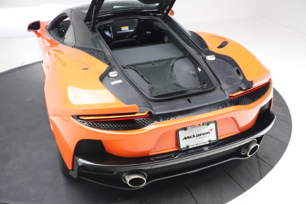 New 2020 McLaren GT Coupe for sale $246,975 at Alfa Romeo of Westport in Westport CT 06880 18