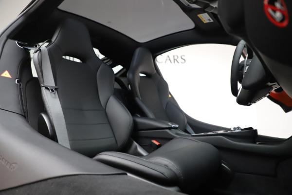 New 2020 McLaren GT Luxe for sale $246,975 at Alfa Romeo of Westport in Westport CT 06880 19