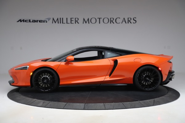 New 2020 McLaren GT Coupe for sale $246,975 at Alfa Romeo of Westport in Westport CT 06880 2