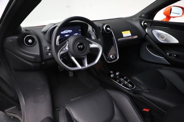 New 2020 McLaren GT Luxe for sale $246,975 at Alfa Romeo of Westport in Westport CT 06880 23