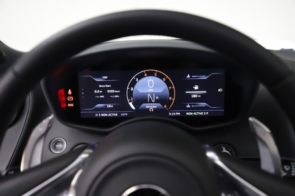 New 2020 McLaren GT Coupe for sale $246,975 at Alfa Romeo of Westport in Westport CT 06880 26