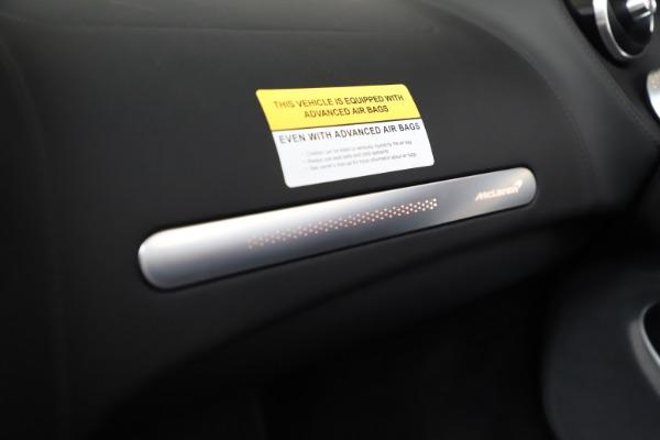 New 2020 McLaren GT Luxe for sale $246,975 at Alfa Romeo of Westport in Westport CT 06880 28