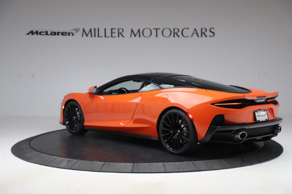 New 2020 McLaren GT Coupe for sale $246,975 at Alfa Romeo of Westport in Westport CT 06880 3