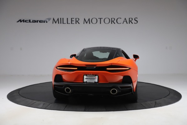 New 2020 McLaren GT Coupe for sale $246,975 at Alfa Romeo of Westport in Westport CT 06880 4