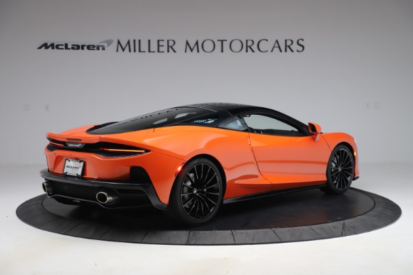 New 2020 McLaren GT Coupe for sale $246,975 at Alfa Romeo of Westport in Westport CT 06880 5