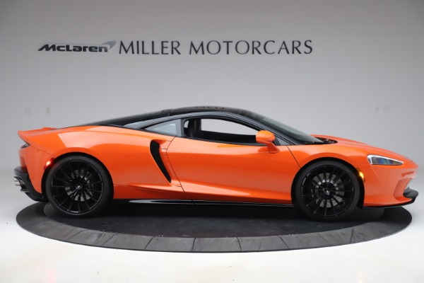 New 2020 McLaren GT Coupe for sale $246,975 at Alfa Romeo of Westport in Westport CT 06880 6