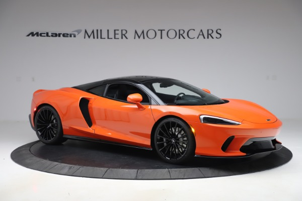 New 2020 McLaren GT Coupe for sale $246,975 at Alfa Romeo of Westport in Westport CT 06880 7