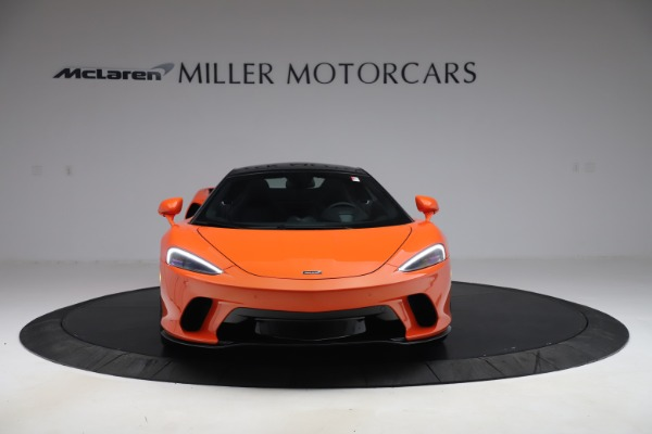 New 2020 McLaren GT Coupe for sale $246,975 at Alfa Romeo of Westport in Westport CT 06880 8