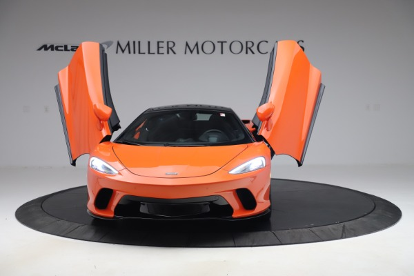 New 2020 McLaren GT Coupe for sale $246,975 at Alfa Romeo of Westport in Westport CT 06880 9