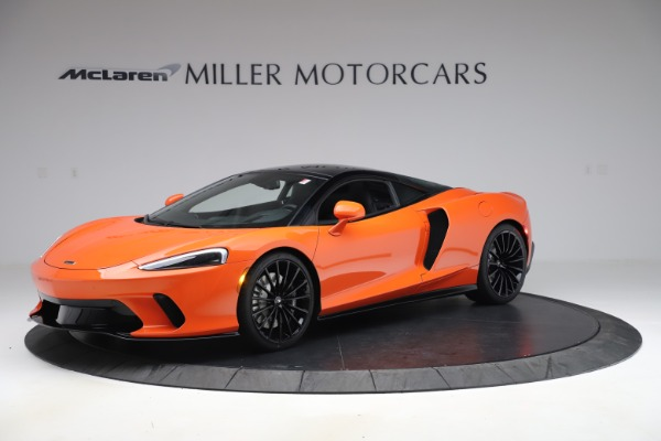 New 2020 McLaren GT Coupe for sale $246,975 at Alfa Romeo of Westport in Westport CT 06880 1