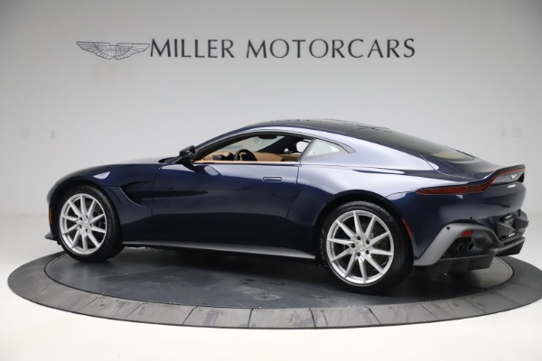 New 2020 Aston Martin Vantage Coupe for sale $174,731 at Alfa Romeo of Westport in Westport CT 06880 10