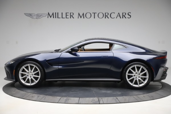 New 2020 Aston Martin Vantage Coupe for sale $174,731 at Alfa Romeo of Westport in Westport CT 06880 11