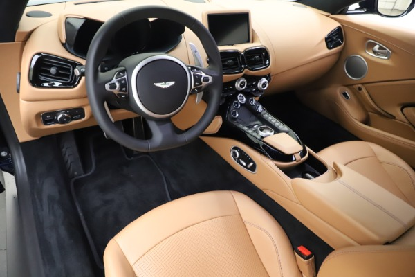 New 2020 Aston Martin Vantage Coupe for sale $174,731 at Alfa Romeo of Westport in Westport CT 06880 13
