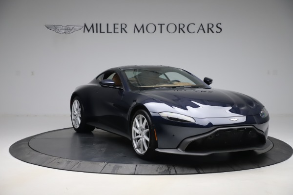 New 2020 Aston Martin Vantage Coupe for sale $174,731 at Alfa Romeo of Westport in Westport CT 06880 3