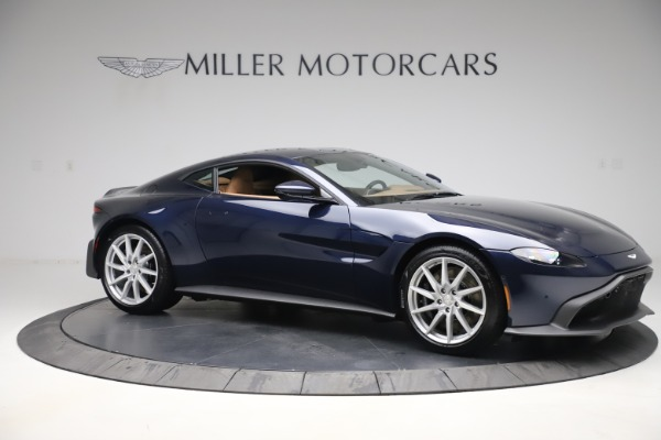 New 2020 Aston Martin Vantage Coupe for sale $174,731 at Alfa Romeo of Westport in Westport CT 06880 4