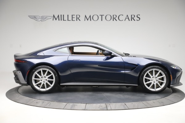 New 2020 Aston Martin Vantage Coupe for sale $174,731 at Alfa Romeo of Westport in Westport CT 06880 5