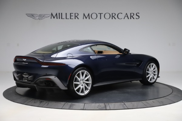New 2020 Aston Martin Vantage Coupe for sale $174,731 at Alfa Romeo of Westport in Westport CT 06880 6