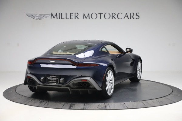 New 2020 Aston Martin Vantage Coupe for sale $174,731 at Alfa Romeo of Westport in Westport CT 06880 7