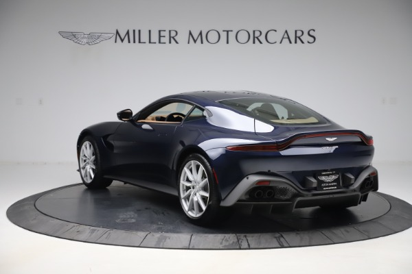 New 2020 Aston Martin Vantage Coupe for sale $174,731 at Alfa Romeo of Westport in Westport CT 06880 9