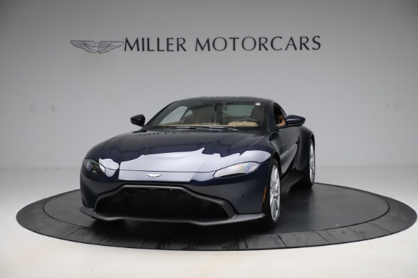 New 2020 Aston Martin Vantage Coupe for sale $174,731 at Alfa Romeo of Westport in Westport CT 06880 1