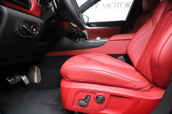 New 2020 Maserati Levante S Q4 GranSport for sale $101,535 at Alfa Romeo of Westport in Westport CT 06880 14