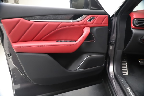 New 2020 Maserati Levante S Q4 GranSport for sale $101,535 at Alfa Romeo of Westport in Westport CT 06880 17